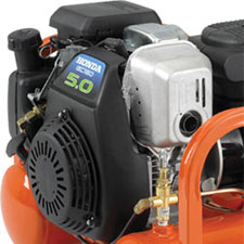 best gas air compressor