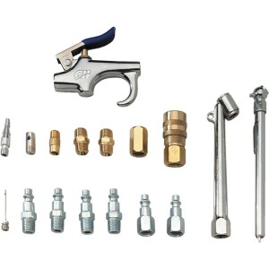 Campbell Hausfeld MP2847 17-pc ¼-in Air Tool and Accessory Kit Review