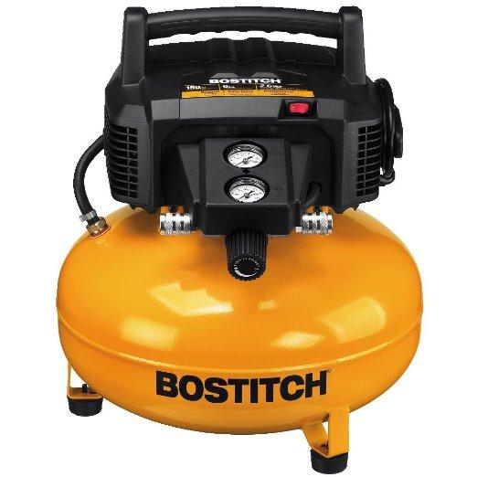 Bostitch BTFP02012 6 Gallon Pancake Review